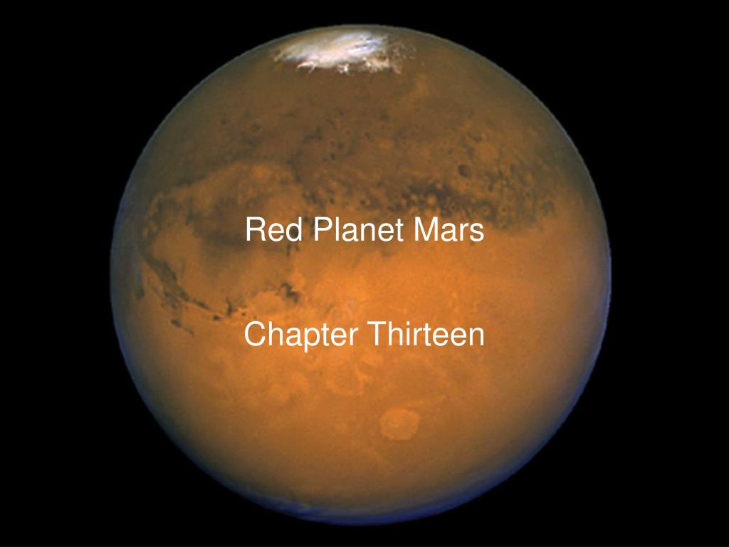 red planet mars l.
