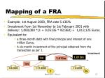 mapping of a fra37
