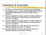 questions exercises49