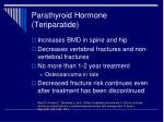 parathyroid hormone teriparatide65