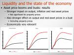 liquidity and the state of the economy16