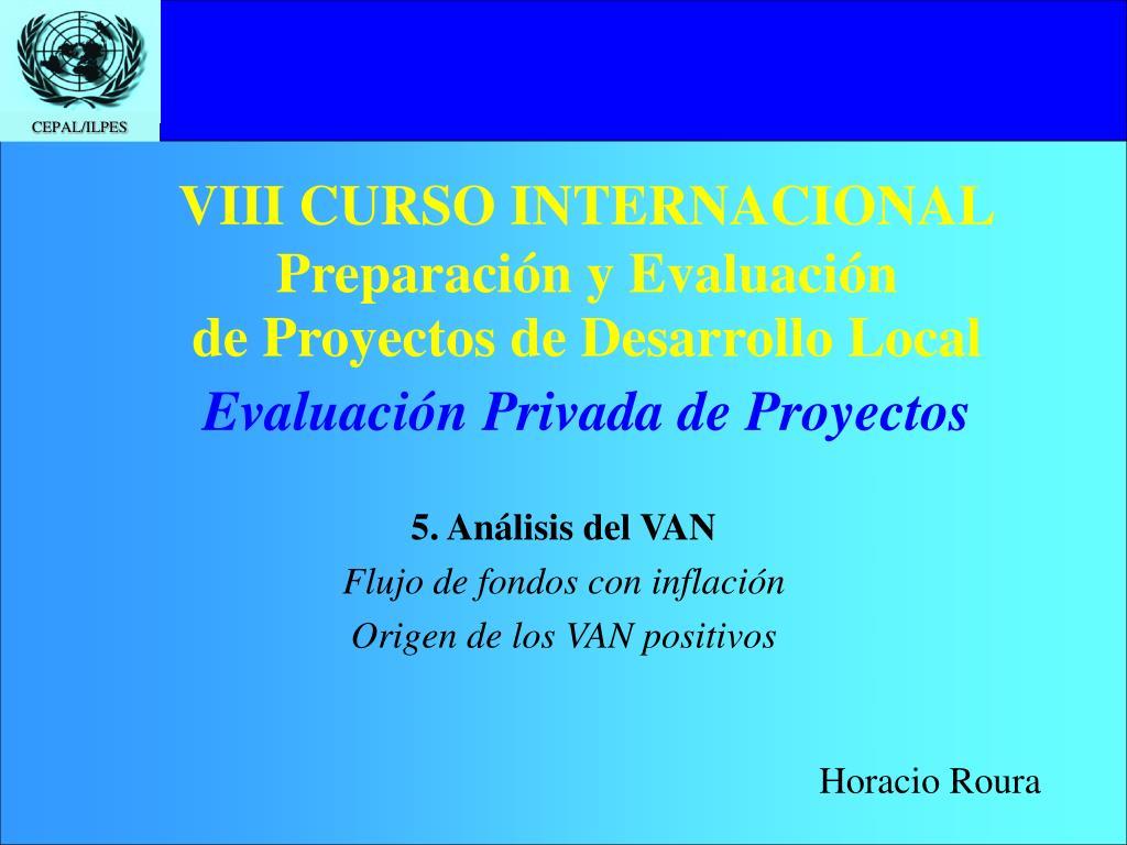 viii curso internacional preparaci n y evaluaci n de proyectos de desarrollo local l.