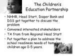 the children s education partnership