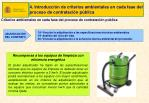 4 introducci n de criterios ambientales en cada fase del proceso de contrataci n p blica14