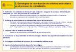 5 estrategias de introducci n de criterios ambientales en el proceso de contrataci n