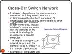 cross bar switch network57
