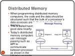 distributed memory40