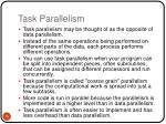 task parallelism