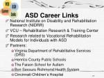 asd career links1