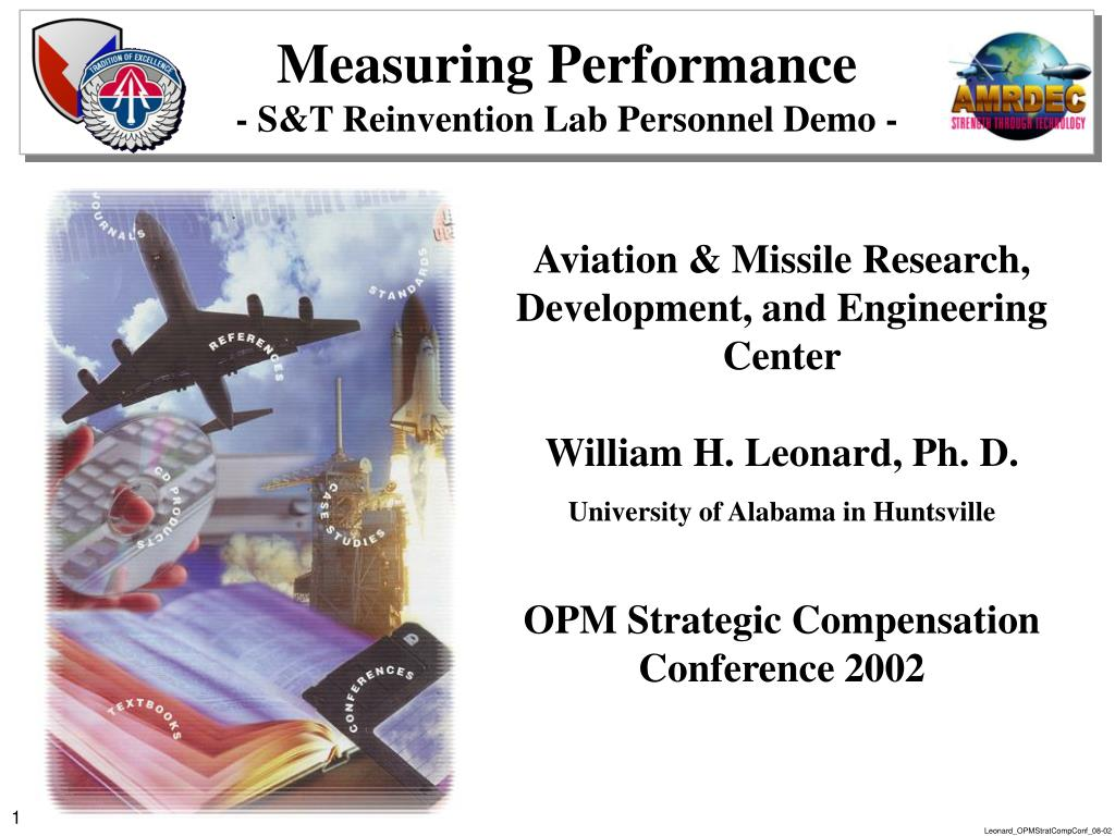 measuring performance s t reinvention lab personnel demo l.
