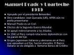 manuel prado y ugarteche 1939
