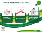 key web trends defining the future
