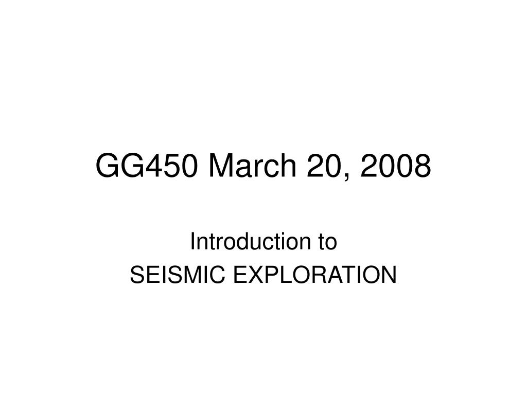 gg450 march 20 2008 l.