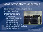 pasos preventivos generales11