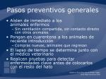 pasos preventivos generales14