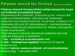 p hjavee seisund ida virumaal indrek tamm as maves