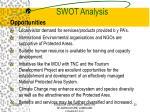 swot analysis20