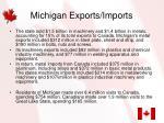 michigan exports imports12