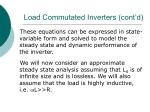 load commutated inverters cont d19