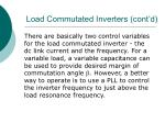 load commutated inverters cont d24