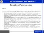 function points comp