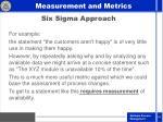 six sigma approach10