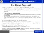 six sigma approach11