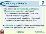 case study ceprocim20