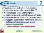 ectp mission