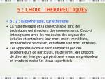5 choix therapeutiques37