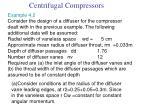 centrifugal compressors33