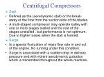 centrifugal compressors46