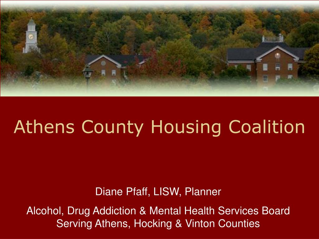 athens county housing coalition l.