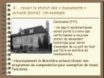 3 revoir le statut des monuments actuels suite un exemple12