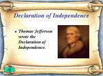declaration of independence21