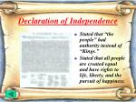 declaration of independence5