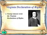 virginia declaration of rights14