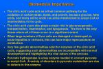 biomedical importance