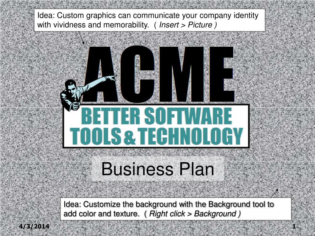 business plan l.