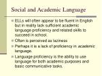 social and academic language18