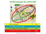 limites per ues du centre ville