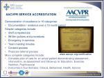 aacvpr service accreditation17