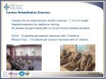 cardiac rehabilitation exercise12