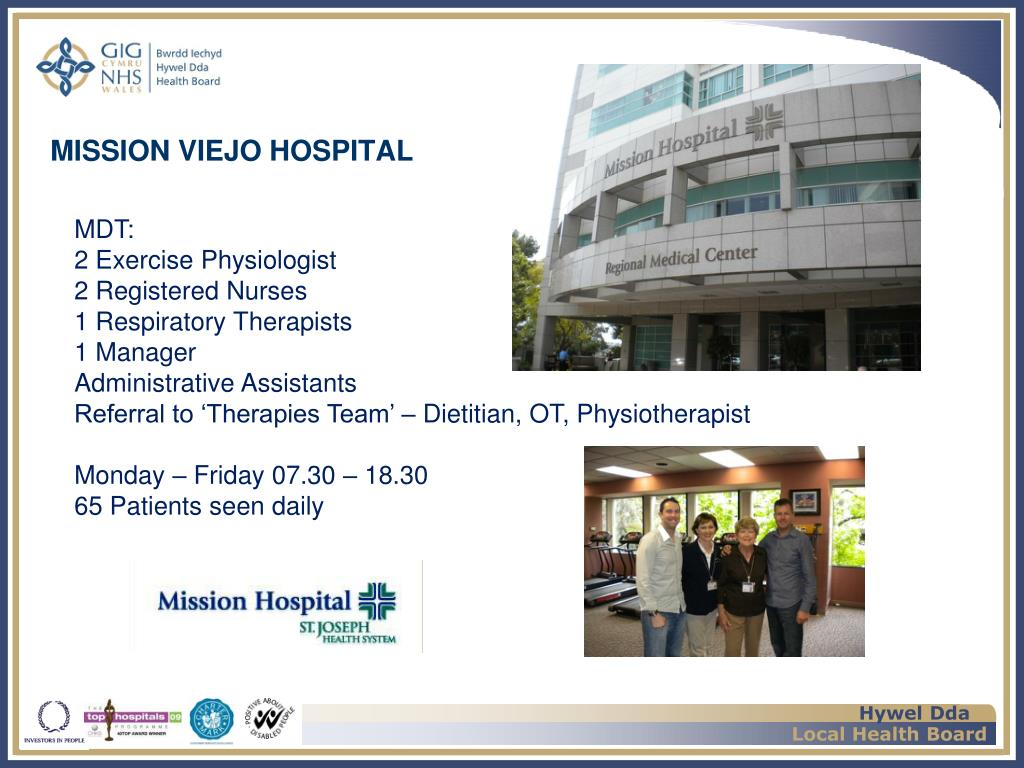 MISSION VIEJO HOSPITAL