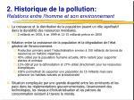 2 historique de la pollution relations entre l homme et son environnement18