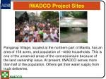 iwadco project sites
