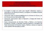 hitos en la protecci n de los derechos humanos surgimiento del derecho internacional14