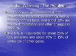 global warming the problem4