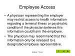 employee access21