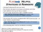 plans helpful strategies reminders171
